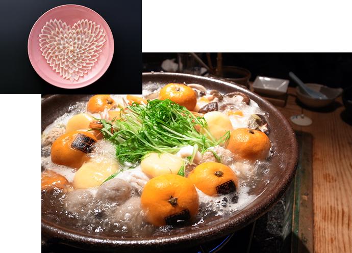画像:山口県のご当地料理