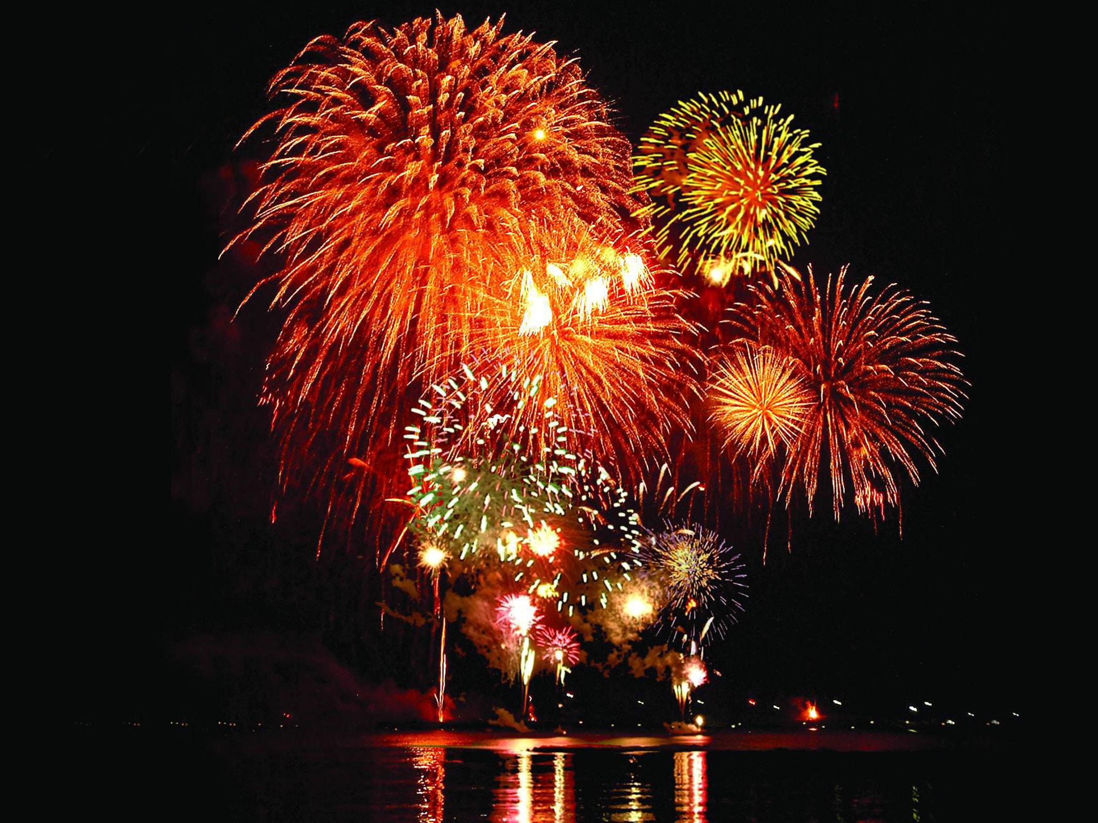 萩・日本海大花火大会