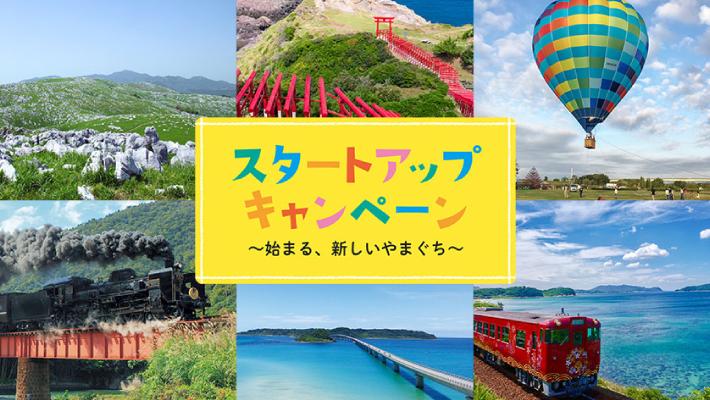 画像:YAMAGUCHI MAGIC!スタートアップキャンペーン
